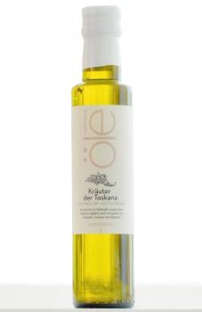 Kräuter der Toskana-Öl - GREENOMIC - 250 ml