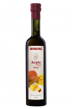 AcetoPlus Mango Essig-Fruchtzubereitung - 1,2% Säure - WIBERG - 500 ml