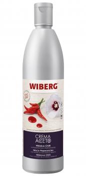 Crema di Aceto Hibiskus-Chilli - Essigzubereitung - WIBERG - 500 ml
