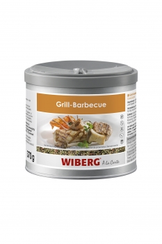 Grill-Barbecue - Gewürzsalz/RUB - WIBERG - 370 g
