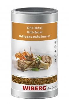 Grill-Brasil - Gewürzsalz/RUB - WIBERG - 750 g