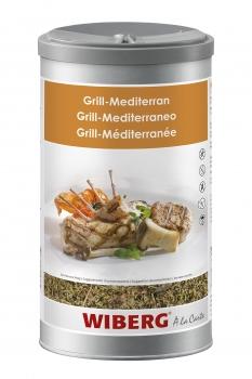 Grill-Mediterran - Gewürzsalz/RUB - 540 g