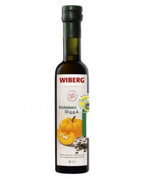 Kürbiskern-Öl, g.g.A. 100% sortenrein - WIBERG - 250 ml