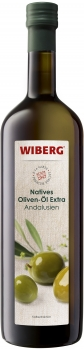 Natives Oliven-Öl extra Andalusien - WIBERG - 1000 ml