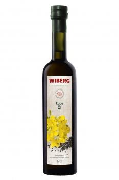 Raps-Öl, kaltgepresst - WIBERG - 500 ml