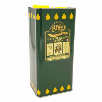 Olio extravergine di Oliva - ABBO - 5000 ml