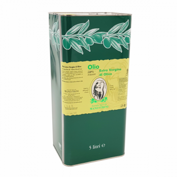 Olio extra vergine di Oliva - MANESTRINI - 5000 ml
