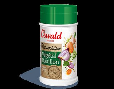 Végétal Naturschätze Gemüsebouillon / Pulver - OSWALD Naturschätze - 250 g