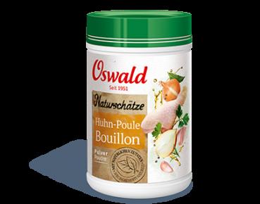 Hühnerbouillon Naturschätze / Pulver - OSWALD Naturschätze - 600 g