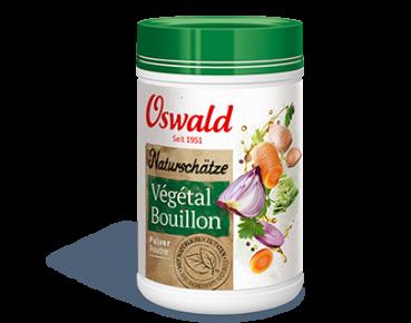 Végétal Naturschätze Gemüsebouillon / Pulver - OSWALD Naturschätze - 680 g