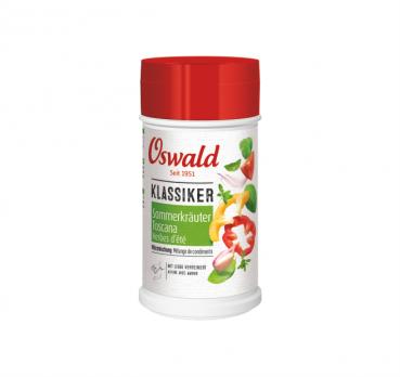 Sommerkräuter Giardino - OSWALD Klassiker - 170 g