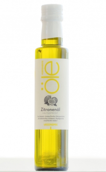 Zitronenöl - GREENOMIC - 250 ml