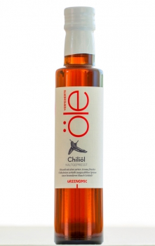 Chiliöl  - GREENOMIC - 250 ml