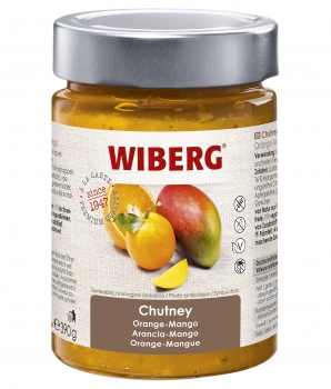 WIBERG Chutney Orange-Mango