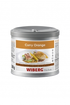 Curry Orange - Gewürzzubereitung - WIBERG - 280 g
