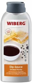 Dip-Sauce Smoked Honey - WIBERG - 695 ml