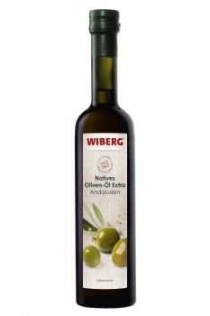 Natives Oliven-Öl extra Andalusien - WIBERG - 500 ml