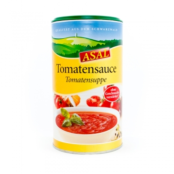 ASAL Tomatensuppe - Tomatensauce - 250 g Dose