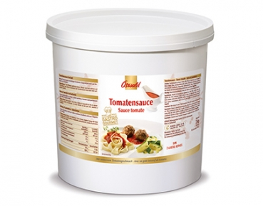 Oswald Tomatensauce - Instant - 3 kg