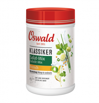 Salat-Mix French - OSWALD Klassiker - 420 g