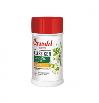 Salat-Mix French - OSWALD Klassiker - 150 g